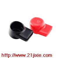 22mm蓄電池連接銅排保護套,蓄電池連接片絕緣保護套